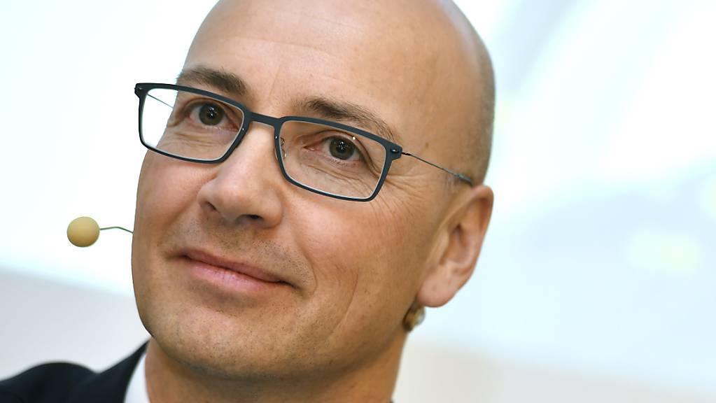 Andreas Müller ist der CEO von Georg Fischer (Archivbild).