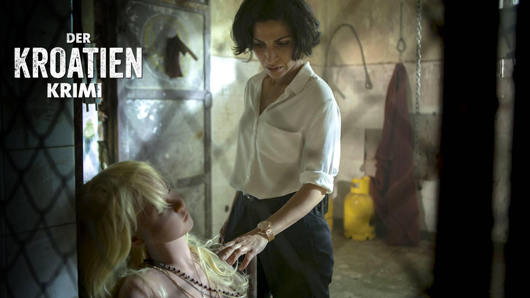 Der Kroatien-Krimi: Der Mädchenmörder von Krac