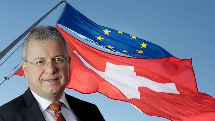 Markus Ferber will von EU einen Kurswechsel gegenüber Bern.