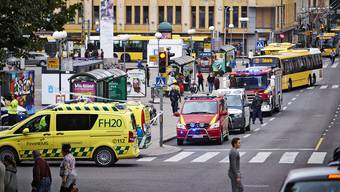 Nach dem Messerangriff wurde die Bevölkerung aufgefordert, sich nicht ins Zentrum von Turku zu begeben.