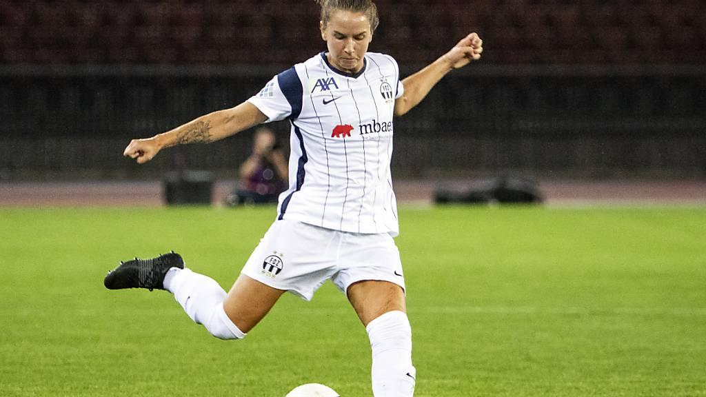 Naomi Mégroz glich für den FCZ zum 1:1 aus. Aber dies reichte nicht