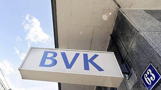 Sitz der BVK in Zürich (Archiv)