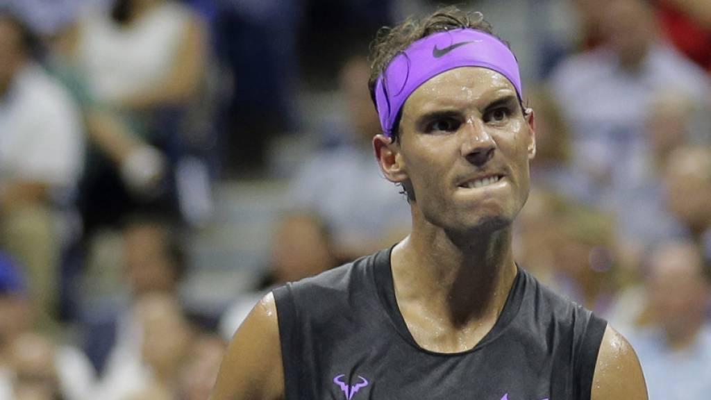 Nadal bleibt auf Kurs