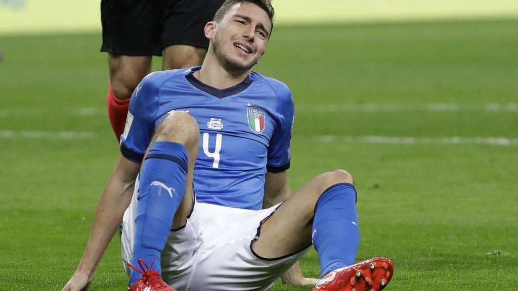 Auch De Rossi und Barzagli sagen Arrivederci