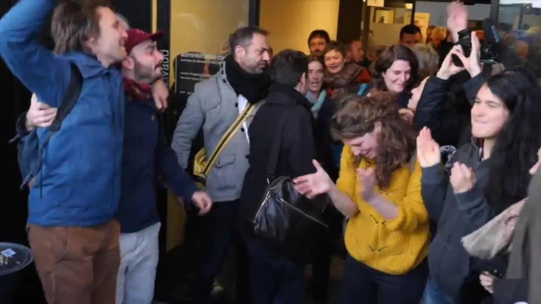 Klimaaktivisten vor Gericht in Renens freigesprochen