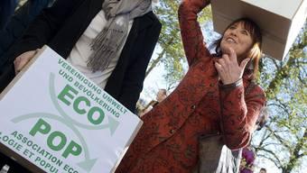 Die Ecopop-Initianten finden im Nationalrat kein Gehör.