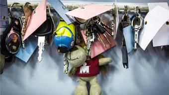 Gegenstände wie Schlüssel gehören zu den häufigsten Waren, die im Fundbüro abgegeben werden. Symbolbild