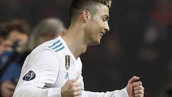 Cristiano Ronaldo ist auch in der Meisterschaft wieder im Element