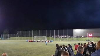 Die FC-Aarau-Frauen feiern nach erstem Sieg in Aufstiegsspielen