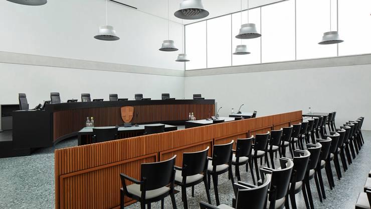 Das Bundesverwaltungsgericht in St. Gallen: 76 Richter beurteilen Beschwerden gegen Verfügungen von Bundesbehörden und gegen einige kantonale Entscheide.