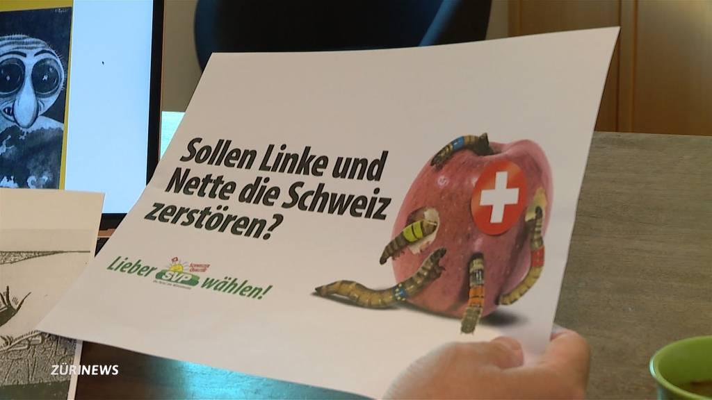 Wahlsujet der SVP: In die Nazifalle getappt?