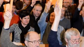 Seltene Einmütigkeit: Einstimmig wehren sich die Gemeindevertreter gegen eine Beteiligung an der PK-Sanierung.