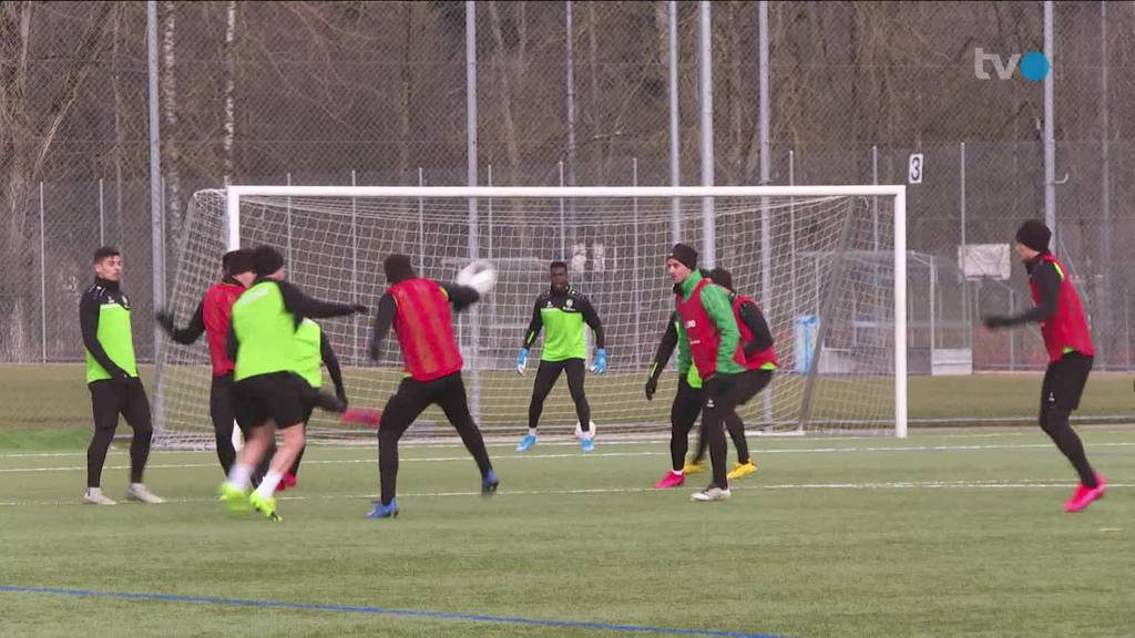 So geht der FC St.Gallen mit der Zwangspause um