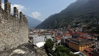 Bellinzona und zwölf umliegenden Gemeinden haben 2017 das grösste Fusionsprojekt der Schweiz realisiert. (Themenbild)