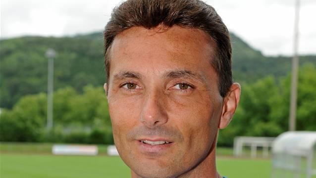SCD-Sportchef Patrick Manz.
