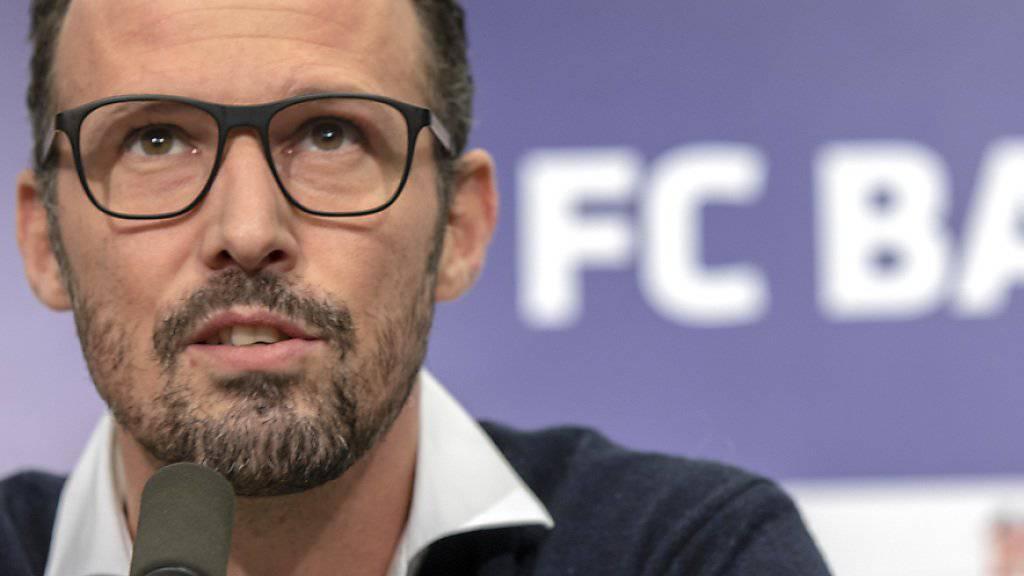 Marco Streller nicht mehr länger Sportchef des FC Basel