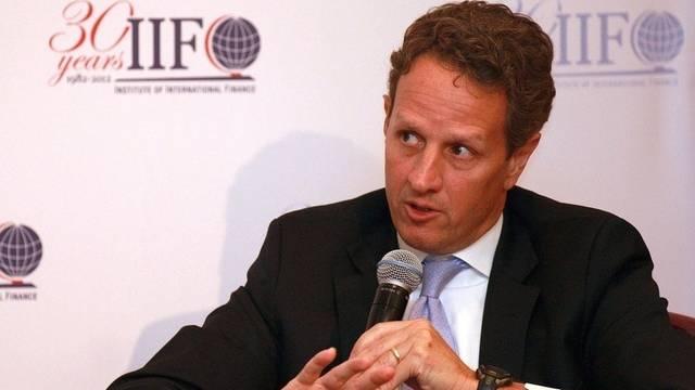 US-Finanzminister Timothy Geithner will stärkere Brandmauern