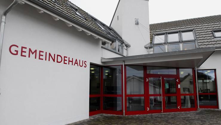 Das Gemeindehaus von Leibstadt. (Archiv)