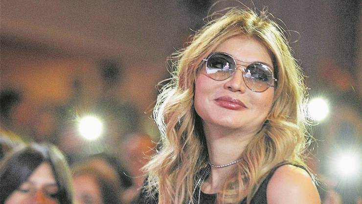 Gulnara Karimowa, Tochter des verstorbenen usbekischen Präsidenten Islam Karimow, ist in dem Korruptionsfall verwickelt.