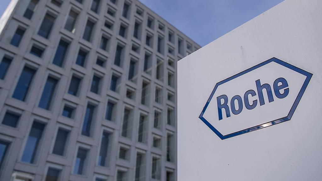 Roche erzielt positive Daten mit Corona-Cocktail
