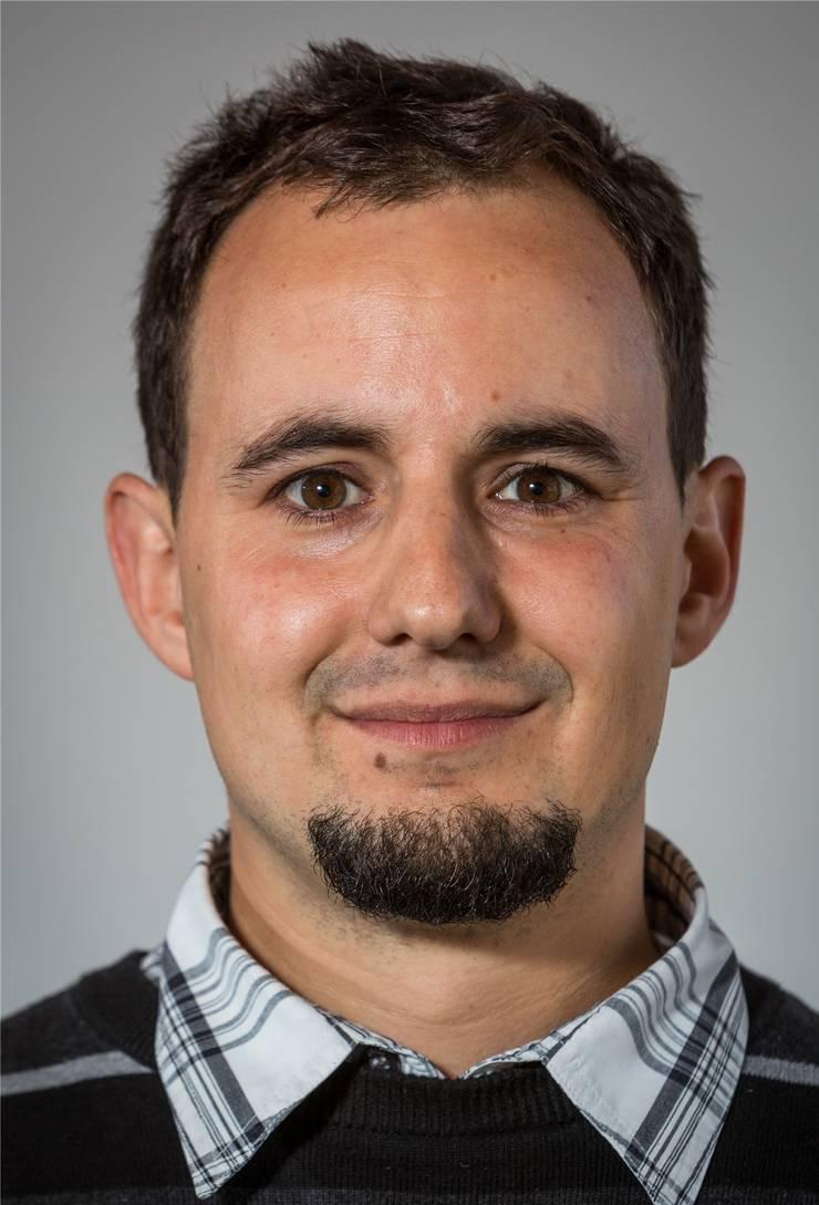 Manuel Bolt, Gemeindeschreiber und Leiter Sozialdienst Kirchleerau