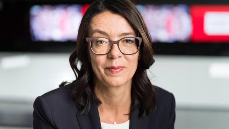 Natalie Wappler (51)ist seit März 2019 Direktorin des Schweizer  Fernsehens SRF. Sie wuchs in Kreuzlingen TG auf, ist schweizerisch- deutsche Doppelbürgerin und verheiratet.