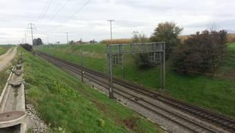 Kupferkabel an Bahn zwischen Zeiningen und Mumpf gekappt
