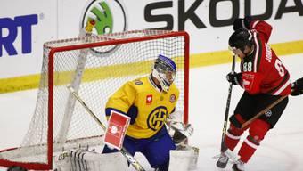 Der HC Davos schaffte es letzte Saison in der Champions Hockey League bis in die Halbfinals gegen Frölunda Göteborg