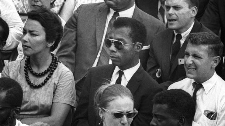 Schwarzer Vordenker: James Baldwin in «I Am Not Your Negro».