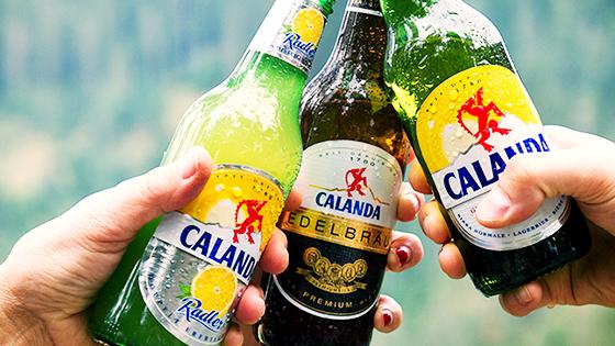 Calanda Brauerei-Fest