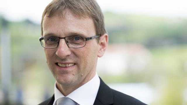 Neuer Landeshauptmann Stefan Müller