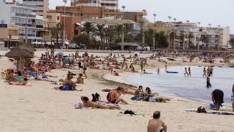 Die spanische Polizei verhaftete den Täter in einem Hotel in Palma de Mallorca.