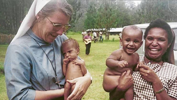 Schwester Gaudentia hat ihr Leben den Ärmsten gewidmet. (Archivbild)