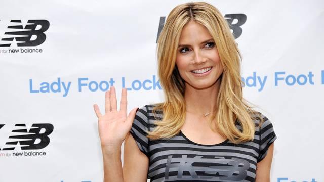 Heidi Klum mag kein grosses Trara machen um ihren Rettungseinsatz (Archiv)