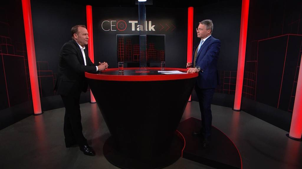 «CEO Talk» mit Nationalrat Thomas Matter