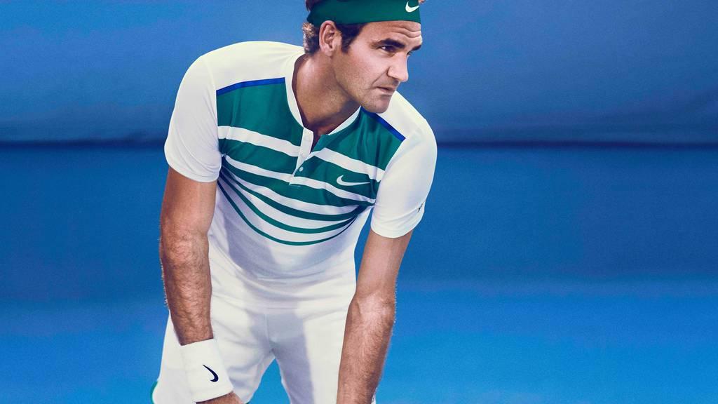 Roger Federer steht in Halle im Final