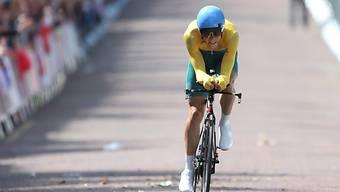 Rohan Dennis will in Grenchen den Stundenweltrekord knacken