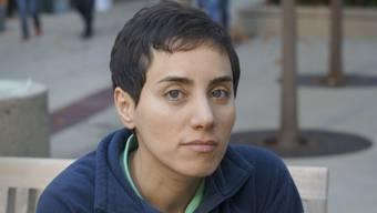 Die Mathematikerin Maryam Mirzakhani, die als erste Frau die Fields-Medaille erhielt, ist im Alter von 40 Jahren gestorben. (Archiv)