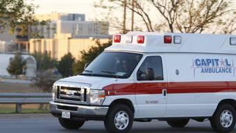 In Texas kam ein junges Ehepaar unmittelbar nach der Eheschliessung bei einem Verkehrsunfall ums Leben. (Symbolbild)