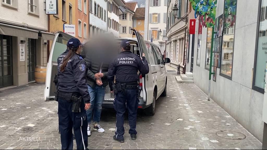 9 Einbrecher in Baden verurteilt