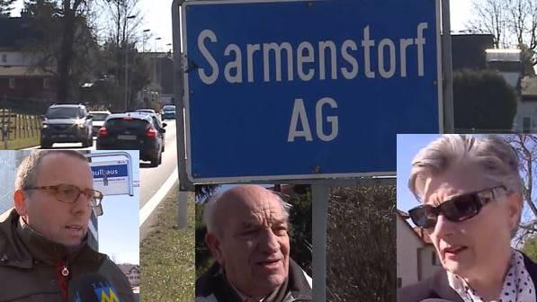Der «frechste Sozialhilfebezüger der Schweiz» wohnt nun in Sarmenstorf.