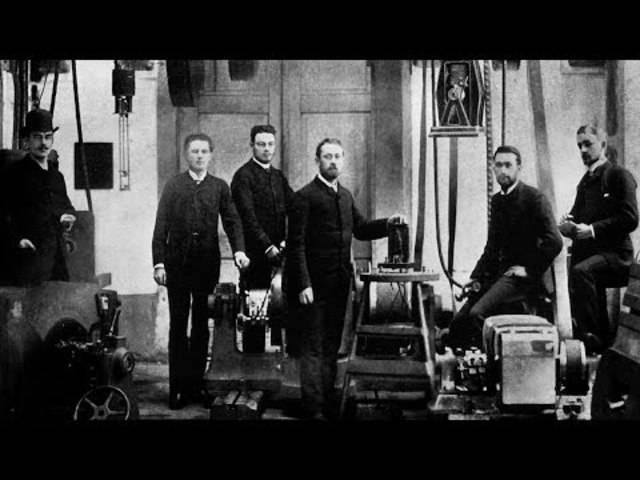 125 Jahre BBC/ABB in knapp zwei Minuten