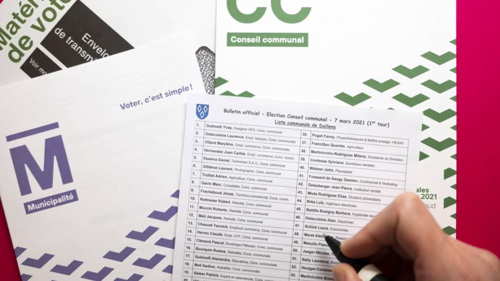 Ausländische Namen sind bei Wahlen ein doppeltes Handicap