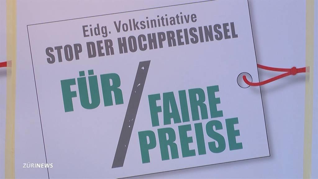 Hochpreisinsel Schweiz: Nationalrat diskutiert die Fair-Preis-Initiative