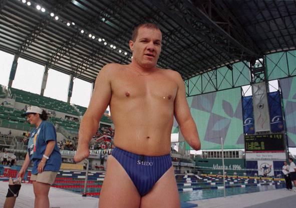 Der Schwimmer wurde nach seinem souveränen Sieg im Vorlauf im Finale disqualifiziert.