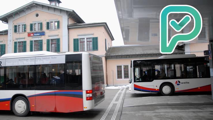 Wer mit dem Bus von Baden in den Stadtteil Rütihof fährt, begibt sich in eine neue Tarifzone. Gemeinden wie Wettingen oder Neuenhof hingegen befinden sich in derselben Zone wie Baden.