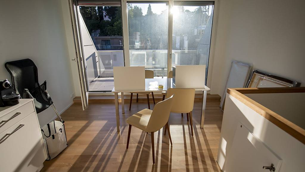 Die in Luzern ansässige Immobilienfirma Swiss Estates hat den Halbjahresgewinn trotz Covid stark steigern können. (Symbolbild)
