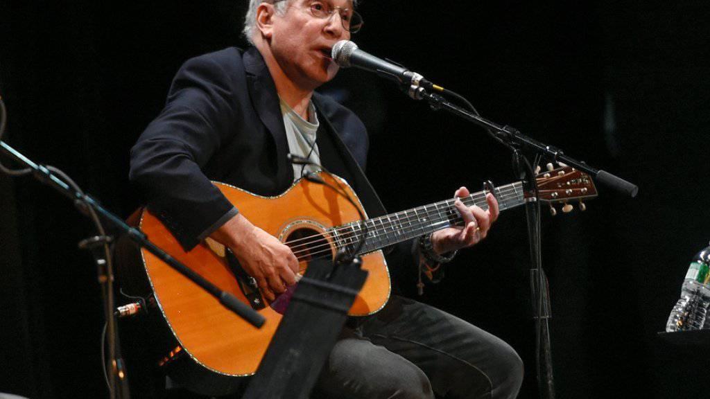 Paul Simon will nicht um jeden Preis auf der Bühne sterben: Das Showbusiness hat für den Musiker «gar keine» Anziehungskraft mehr. (Archivbild)