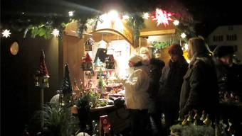 Altstadtweihnacht 2018 in Laufenburg