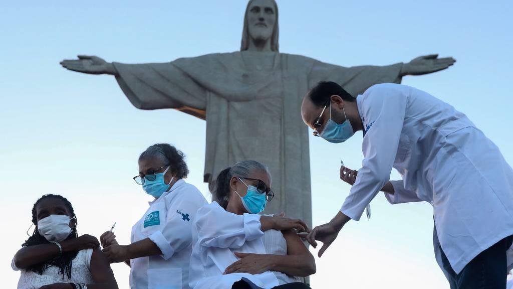 Brasilien ab heute auf der Risikoliste des BAG